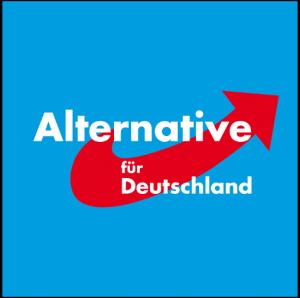 AfD-Logo-1 Новости Чехии партия «Альтернатива для Германии» - новый Гитлер