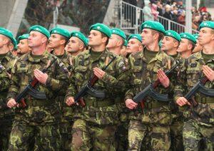 Armada Ceska Новости Чехии военный парад