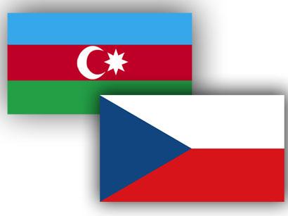 Azerbaijan Cekhiya Flag Новости Чехии Азербайджан экономика