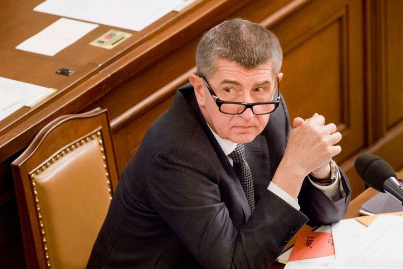 Babis Andrej 2 Новости Чехии Бабиш Андрей