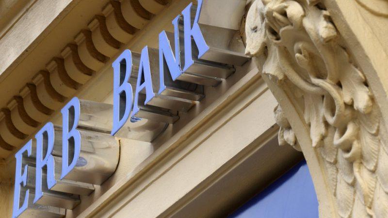 Bank ERB Evropsko-ruska-banka Чешский Национальный банк подал в суд на банк с российским капиталом ERB bank