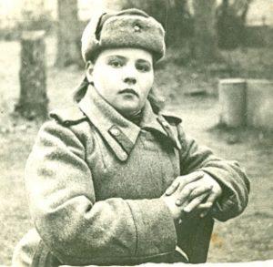 Besm Polk Bondareva Ekaterina Бессмертный полк Чехии: Екатерина Бондарева