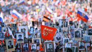 Bessm Polk Бессмертный полк в Чехии: шествие пройдет 8 мая