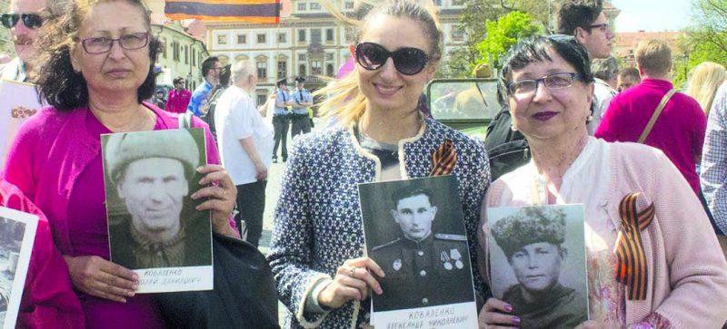 Bessm Polk Kovalenko Nikolaj Новости Чехии Бессмертный полк