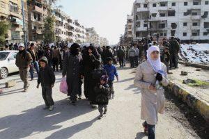 Bezency v Cesku Президент не исключает возможности прилива беженцев из южных стран и Украины