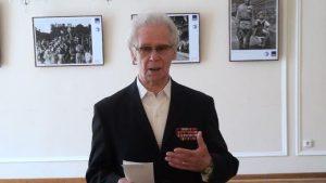 Blumental Mark 2 Бессмертный полк в Чехии: Марк Блюменталь