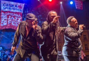 Bohemia Jazz Fest Prague Джаз-фестиваль на Староместской площади Чехия