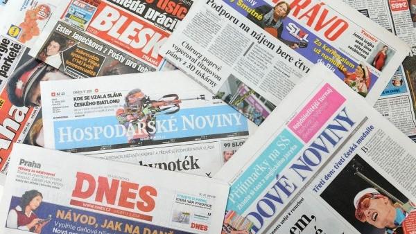 Ceske Media SMI Новости Чехии СМИ пресса
