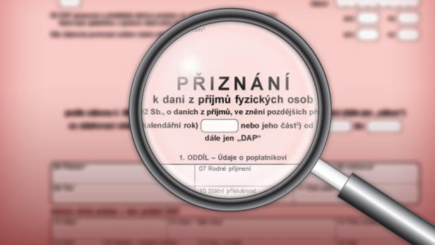 Декларация о налогах в Чехии
