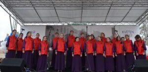 Deti chor 2017 Новости Чехии Концерт хоров Красногорск в Праге