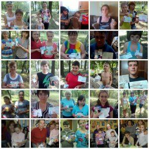 Deti Donbassa Организация детей инвалидов