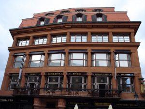 Dom U Cerrne Bogomateri В доме «У Черной Богоматери» откроется экспозиция чешского кубизма