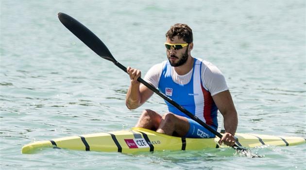 Dostal Jozef Bajdarka Rio 2016 Байдарочник Йозеф Достал принес Чехии первое олимпийское «серебро»