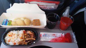 Eda V samolete CSA С декабря еда на рейсах Czech Airlines будет платной