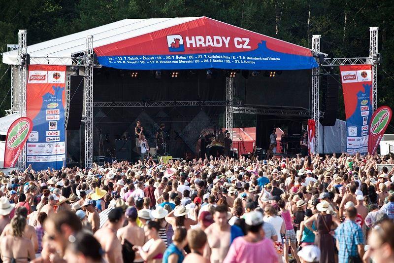 Festival Hudebni Hrady.CZ Летний музыкальный фестиваль HRADY CZ Чехия