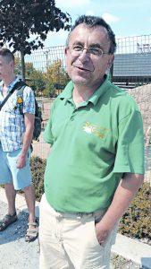 Franek Rene Direktor Zooparka Gorod Chleby Nimburk Новости Чехии зоопарк