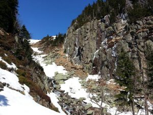 Gory Severnaja Cechija Весна на севере Чехии горы Крконоше