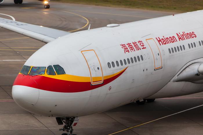 Hainan Airlines Airubs A330 Открылось прямое авиасообщение по маршруту Прага - Пекин