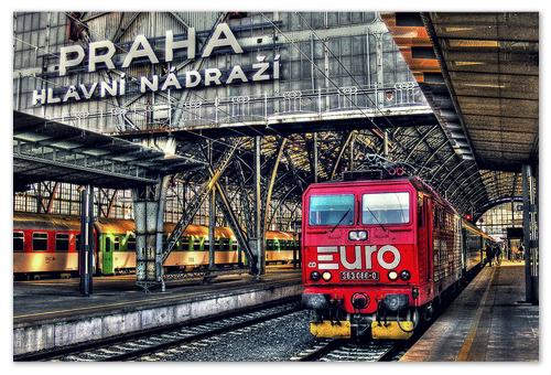 Hlavni Nadrazi Praha С декабря возобновится прямое ж/д сообщение между Прагой и Киевом