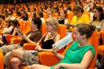 Летняя киношкола Угерске Градиште уже несколько лет является самым интересным конкурсным кинофестивалем Чехии. С 1964 года её цель – расширить кругозор членов киноклубов и просто любителей хорошего кино и познакомить их с кинотворчеством в новых формах.
