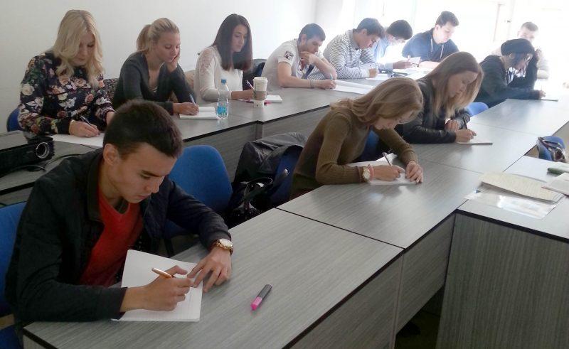 ICME studenty Новости Чехии образование