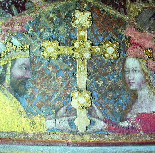 Karl 4 Anna Svidnicka Анна Свидницкая третья и самая любимая жена Карла IV