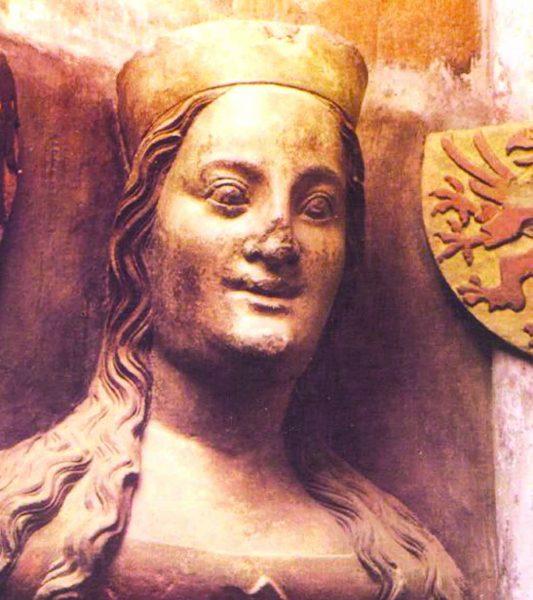 Karl 4 Zena Alzbeta Pomorzanska Четыре жены Карла IV: Альжбета Поморжанская - жена, которая ломала мечи и подковы
