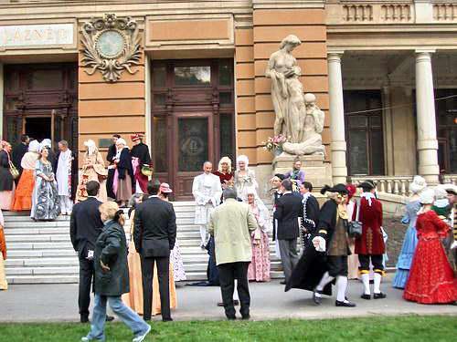Karlovy Vary Aristokraty Новости Чехии Карловы Вары Аристократы