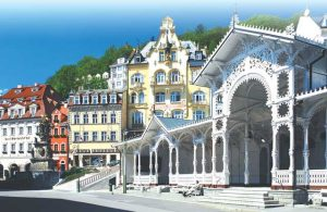Karlovy Vary Kolonada Милош Земан: Карловарскому краю помогут китайцы