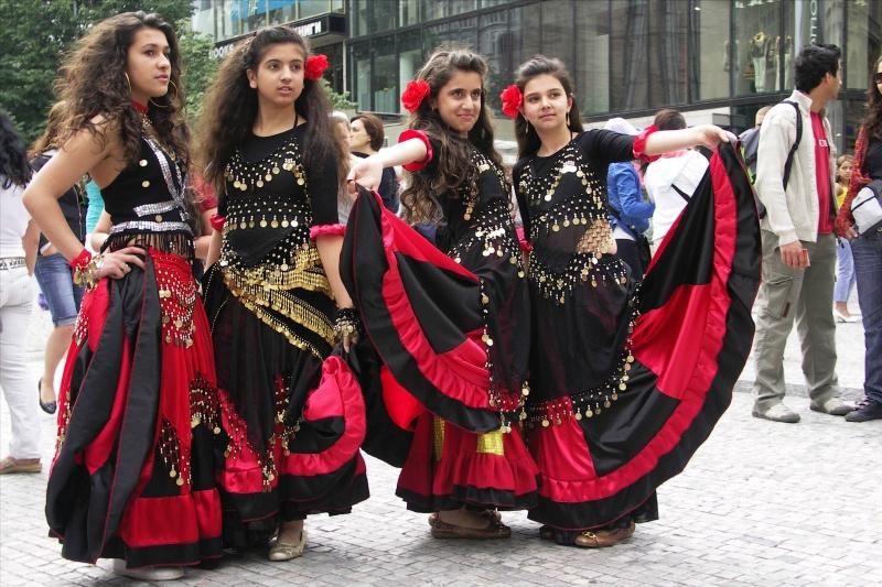 khamoro Фестиваль цыганской культуры в Праге