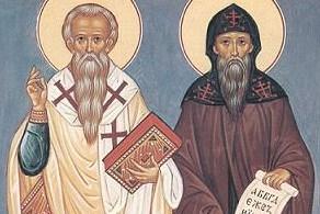 Kiril i Mefodij Кирилл и Мефодий. Вначале было слово