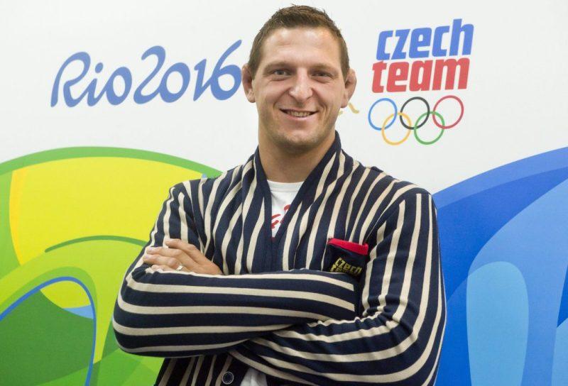 Krpalek Lukas Dzudo Rio 2016 Первую золотую медаль для Чехии завоевал дзюдоист Лукаш Крпалек