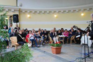 Literarni Varenje 2016 Mar Lazni «Литературное варенье» сварили в Чехии