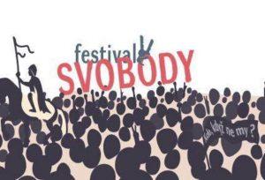 Logo Festival Svobody 17 Listopadu Фестиваль свободы Прага