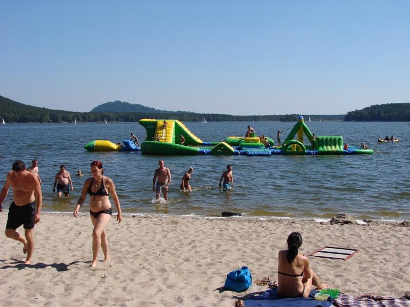 Machovo jezero Махово озеро Чехия