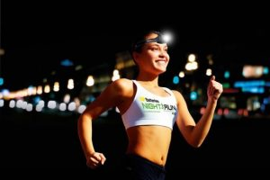 Marafon Nocnoj v Prage Марафон Night Run 2015