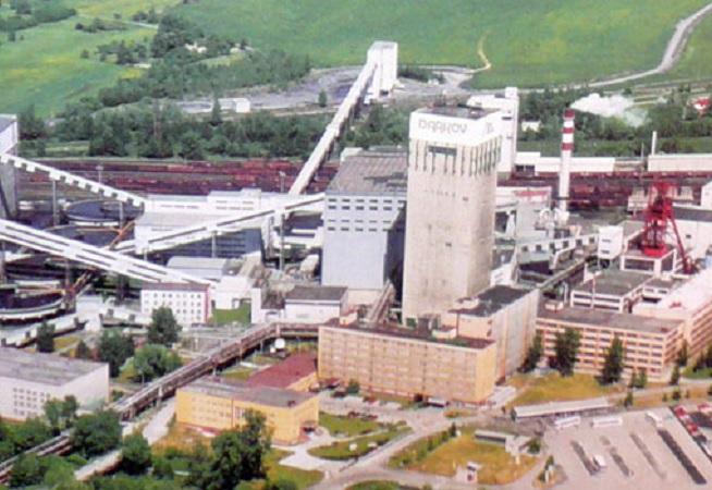 Mesto Darkov Dul Shachta Взрыв метана в шахте Дарков унес жизни трех человек
