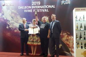 Mezinarodni Festival Vina 2019 Zolotaja Medal Чешские вина завоевали золотые медали