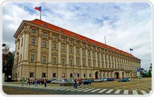 Ministerstvo zahranici CR МИД Чехии не рекомендует гражданам посещать восточные области Украины