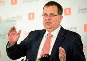 Mladek Jan Чехия вывела свой экспорт из-под антироссийских санкций
