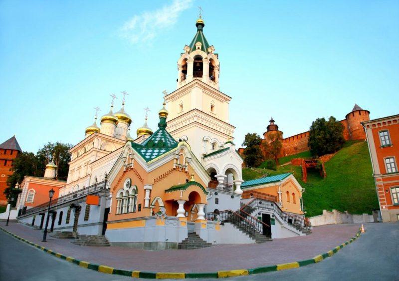 Novgorod shutterstock 107 Остановитесь в Нижнем Новгороде!