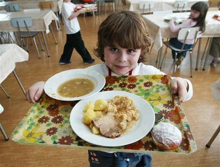 Obed V Skole Czechia Новости Чехии обеды в школе