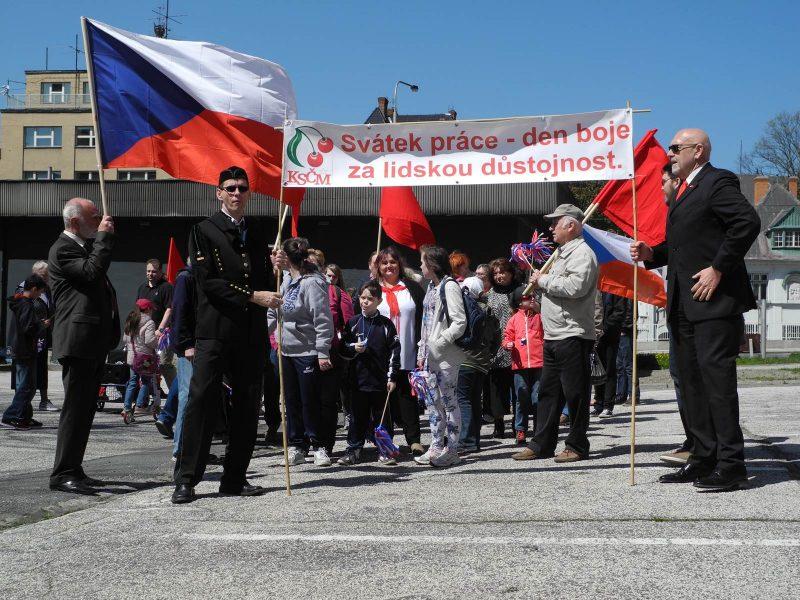 Ostrava 1 Maj Oslava Новости Чехии Острава 1 Мая
