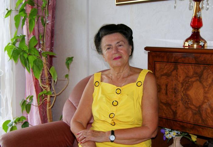 Петухова Людмила Степановна, российский соотечественник в Чехии