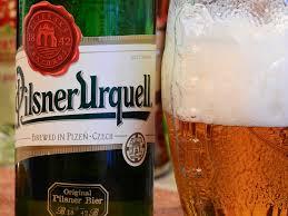 Pivo Pilsner Urquell Чешское пиво в Москве