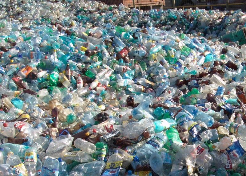 Plastic butylki Утилизация пластмассовых отходов Чехия