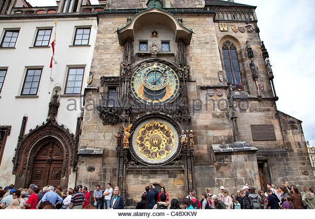 Prague astronomical clock Orloj Новости Чехии Часы