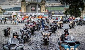 Prague Harley Days 7 Motocykly Новости Чехии Harley Davidson