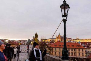 Prague Karluv Most Fonari Новости Чехии Прага Карлов мост