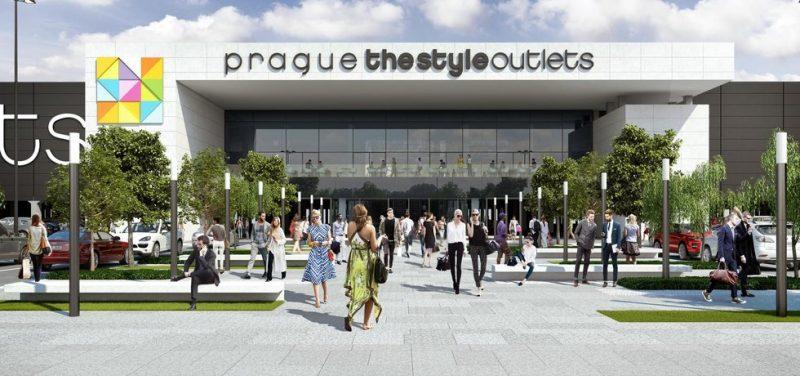 Prague The Style Outlets Новости Чехии недвижимость